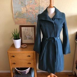 Target Teal Coat